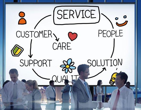 manage customer service hospitality